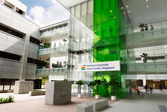 Contact NUH - NUH | National University Hospital