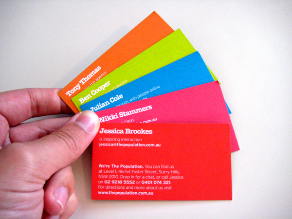 The Population social Stationery Business Cards presentation Effektive there
