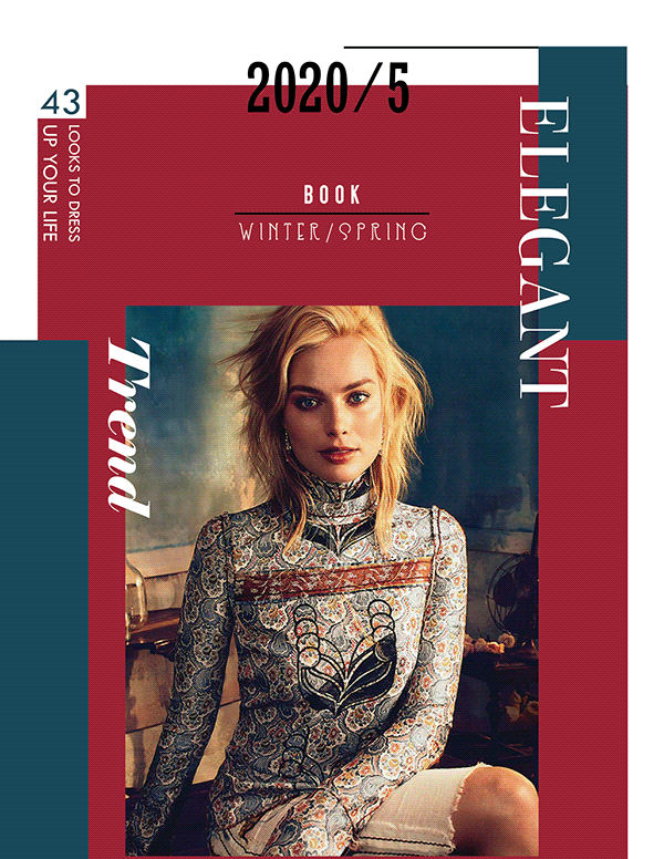 Vogue Fashion Magazine Illustrator