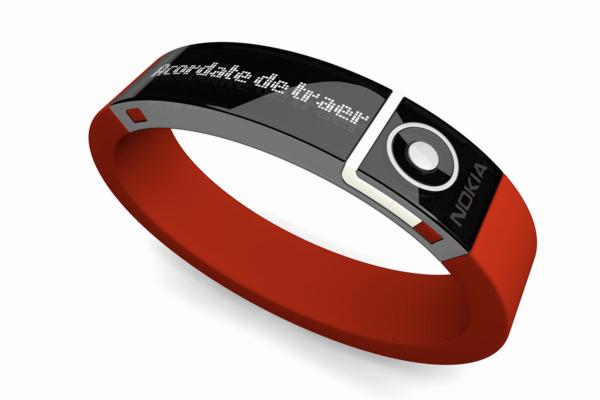watch nokia Wristband bluetooth phone argentina ring bracellet SMS
