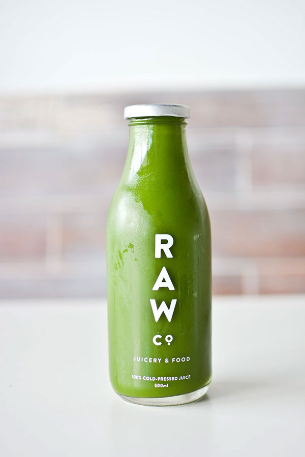 RAW Co  Juicery & Food on Behance