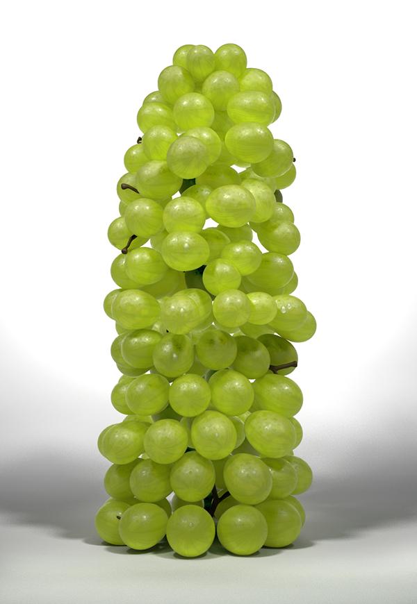3D,CGI,Render,grapes,vray