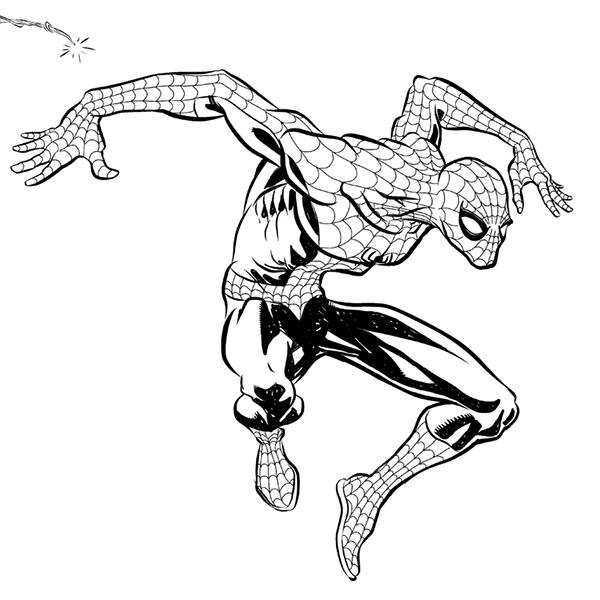Marvel Character Design Behance : Marvel black and white on behance