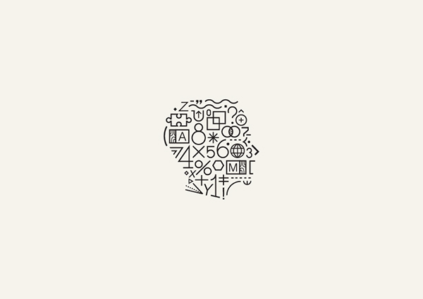 logo  mark  typography  design  identity symbol milash  bokhua george bokhua Form shape