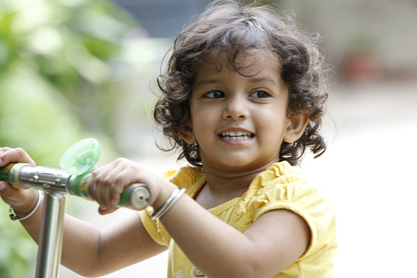 Kids Model in Mumbai on SVA Portfolios