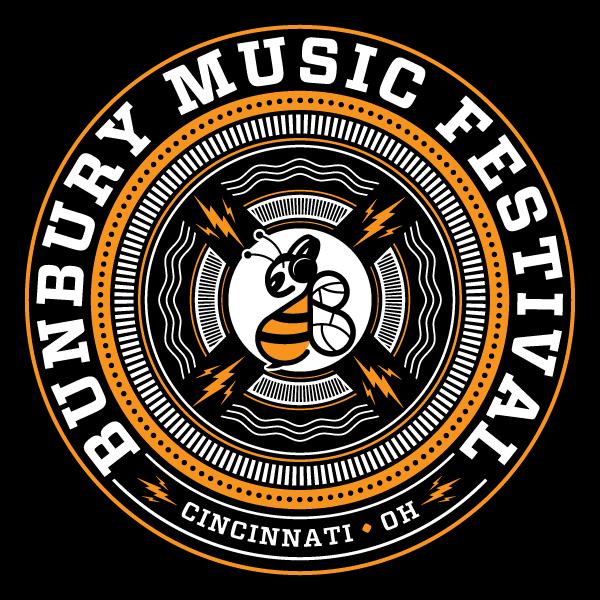 Bunbury music festival official merchandise 2015 on behance for T shirt design festival