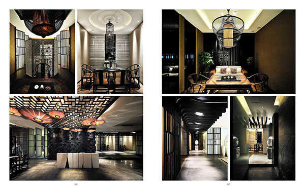 A dialogue with the classic contemporary interiors on behance for Classic interior design definition