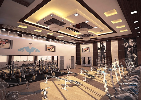 Style square gym on aiga member gallery for Gym design software
