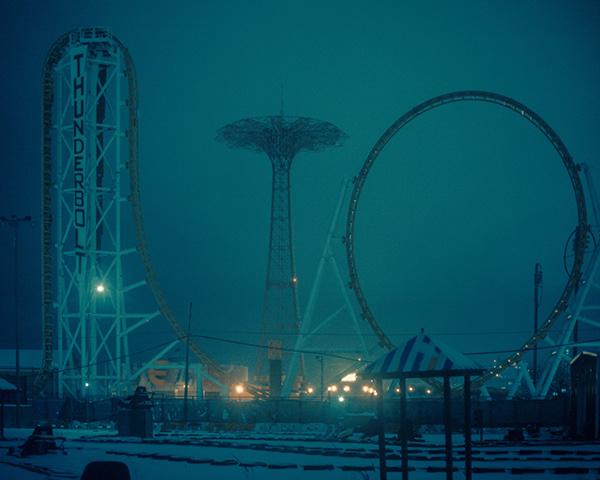 Return To Luna Park