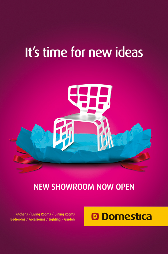 Furniture Store Opening Ad Campaign On Behance