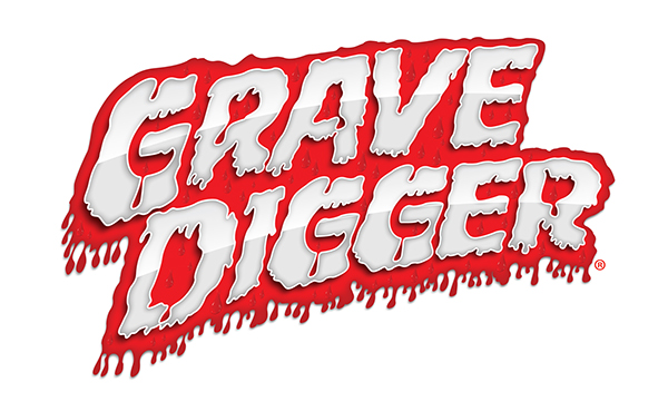 grave digger logo coloring pages - photo#24