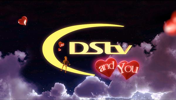 Cartoony Character  3d valentines day DStv studio zoo