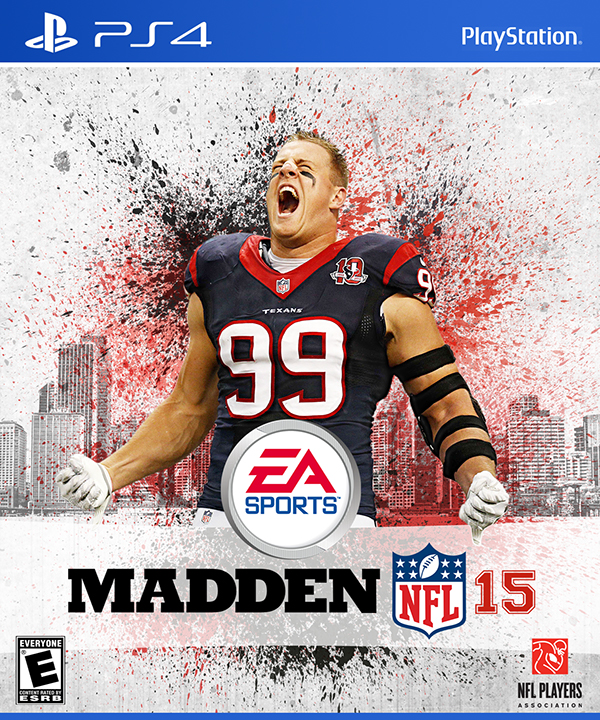 madden 15 official cover - photo #14