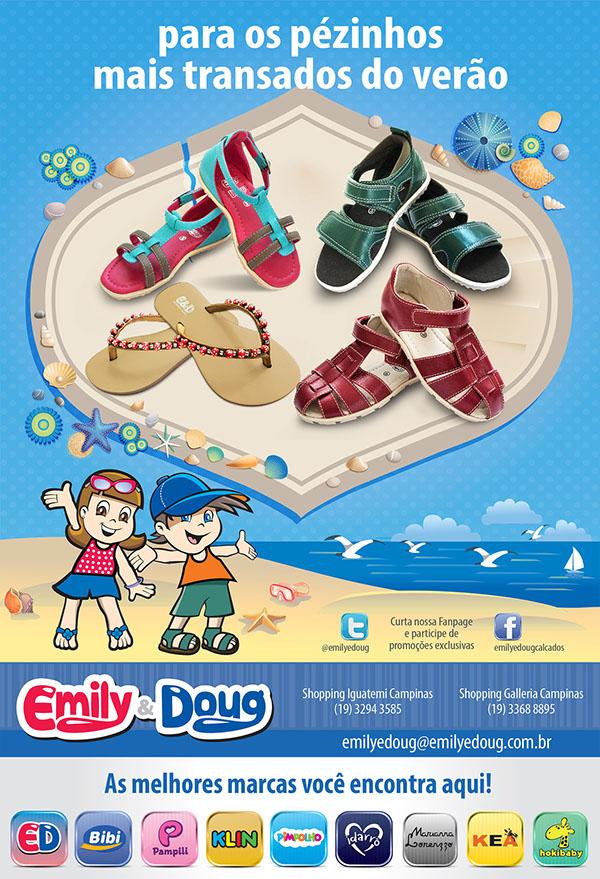 Emily e Doug