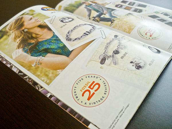 Catalogue jewel watch