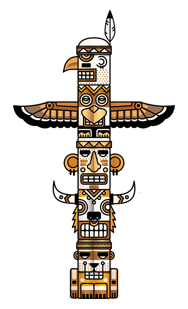 Totem on Behance