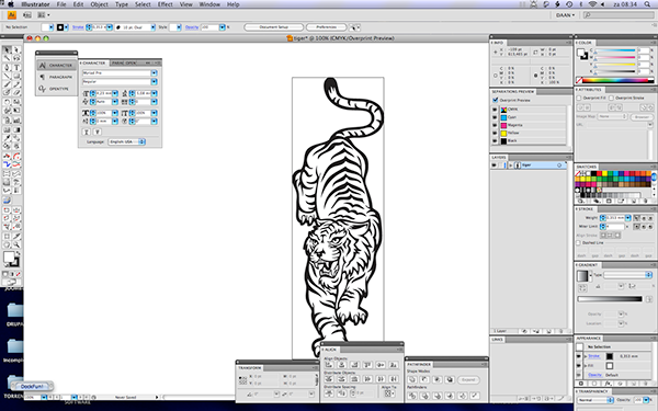 Trace vector to script Illustrator scripts CS3 and up on Behance