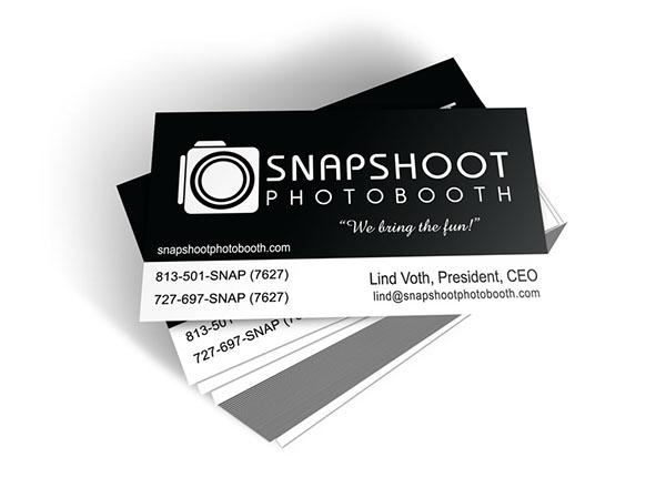 Snapshoot Photobooth On Behance