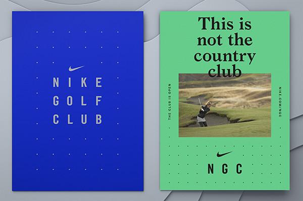 Nike Golf Club