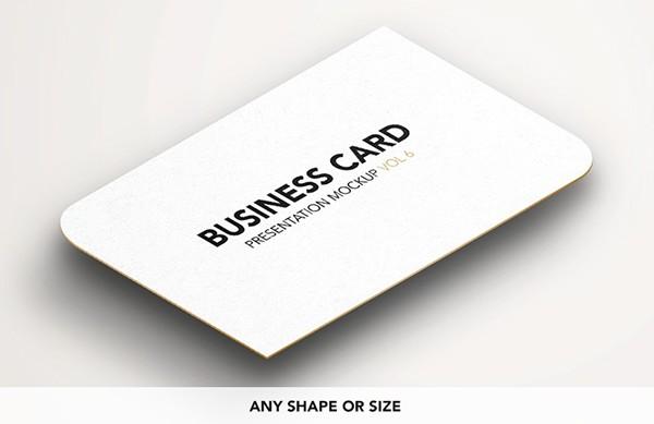 Business Card Mockup Vol 6 On Behance