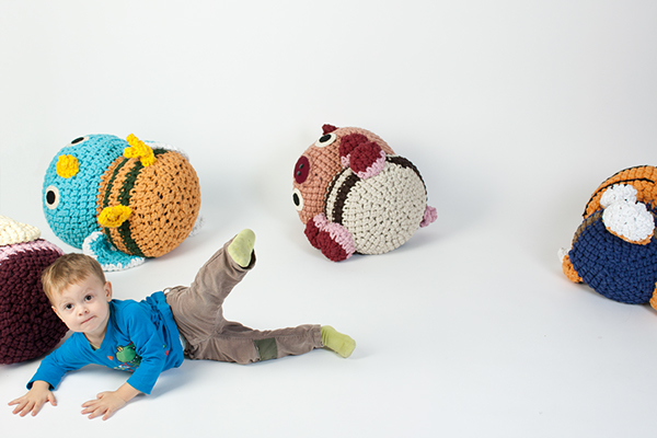 Amigurumi XXL on Behance