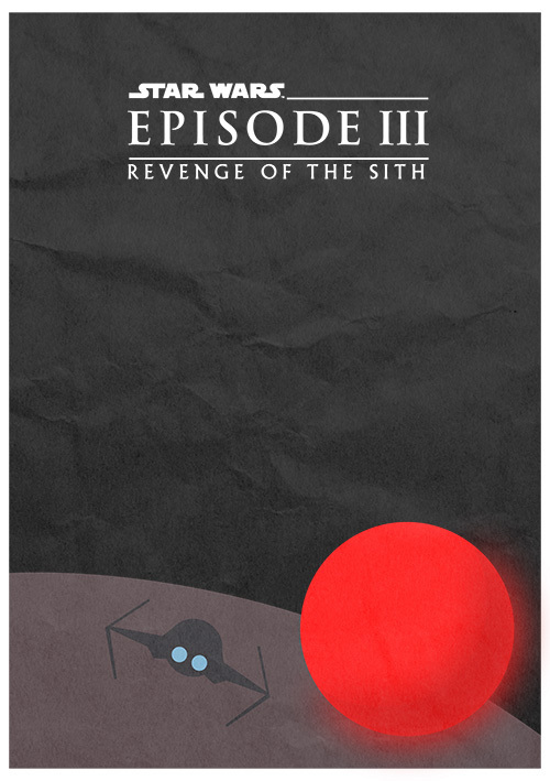 Star Wars Minimalist Posters On Behance