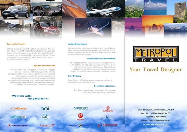 travelling agency project Hi guys, md-travel is a starting online travel agency (in europe, main office antwerp, belgium) specialiced in halal travel we are looking for a webdevelopper/designer who already has experience in developing travel agency website if you are interested in joining me in this journey.