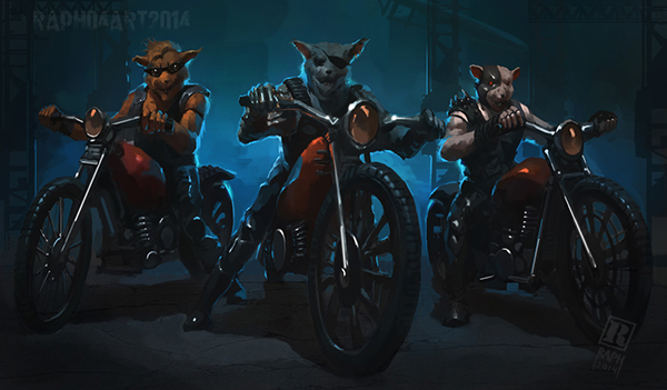 biker mice from mars villain - photo #41
