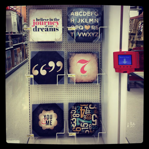 Typography Home Decor Target Home Department On Behance