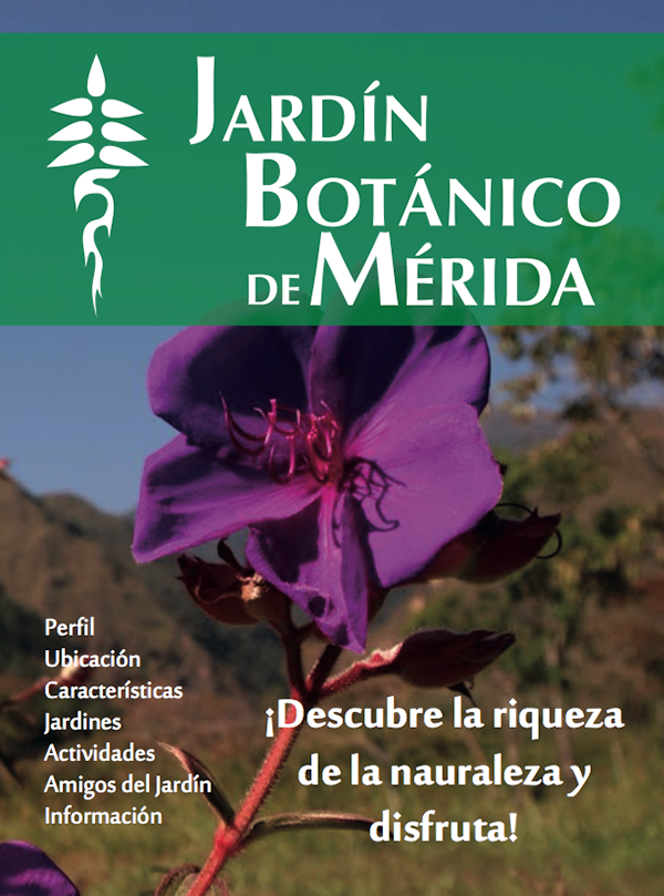 Magazine revista jardin botanico de merida on behance - Jardin design magazine ...