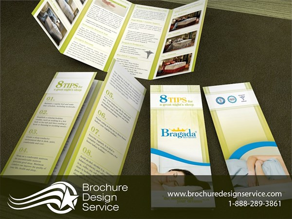 double gate fold brochure designers samples on pantone canvas gallery