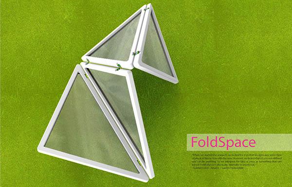 Foldedspace