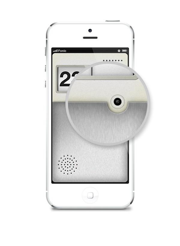 luca Banchelli app Webdesign Dieter Rams berlin screen watch iphone