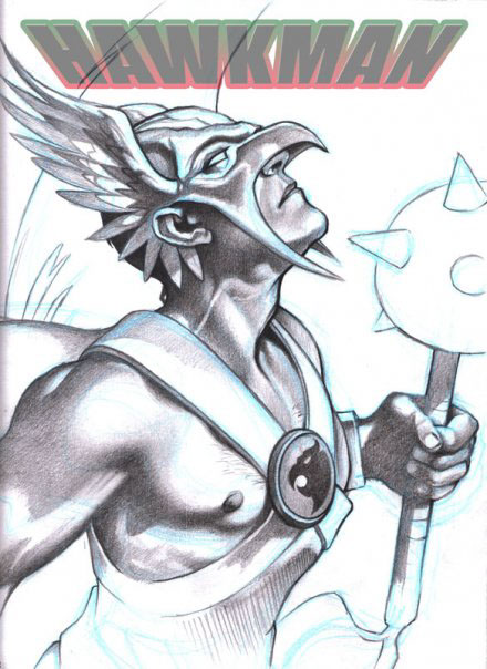 Superhero Pencil Sketches On Behance