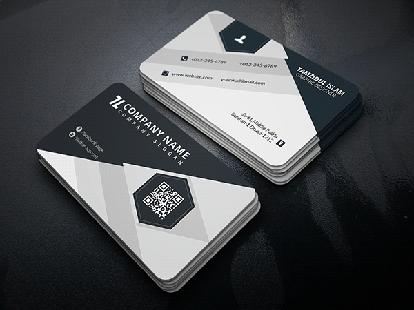 Professional Business Card Templates
