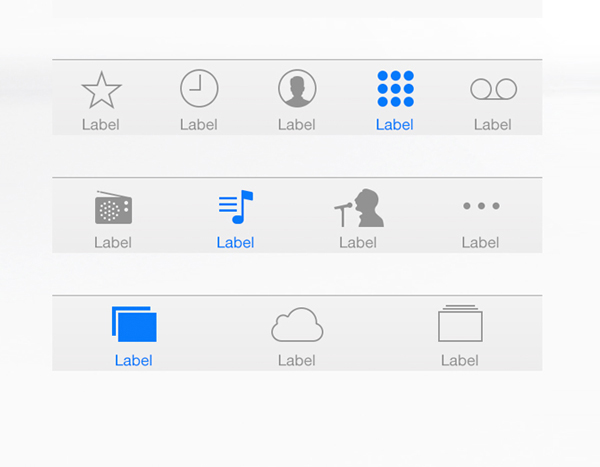 download,ios7,UI,iphone,psd,GUI,free,vector,ux,mobile