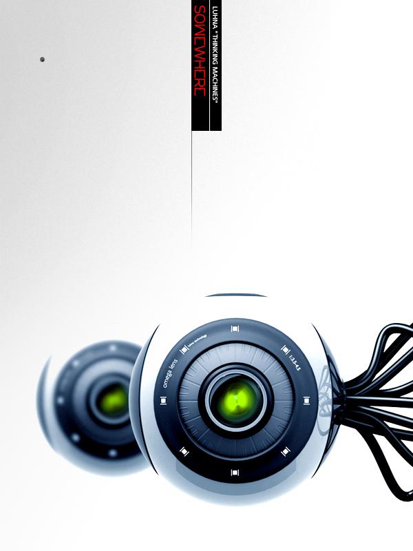 Luhna  machine robot future