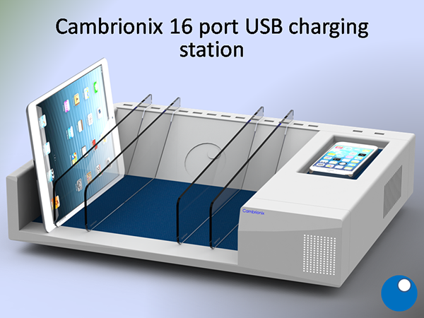16 USB Dock Charger On Behance