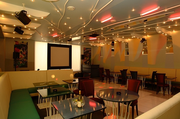 6 Sports Bar Interior Design Restaurant Sport Bar BARON Interior Design And Equipment By ROSBY In
