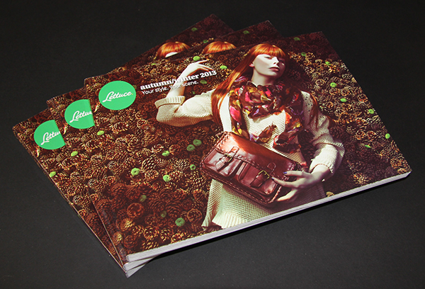 Lettuce A W 2013 Catalogue On Behance