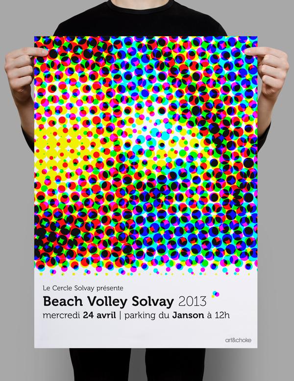 beach volley Solvay