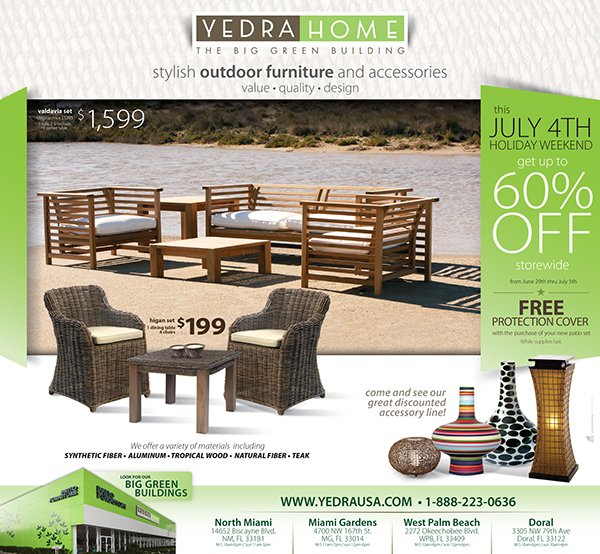 Yedra Home Patio Furniture On Behance