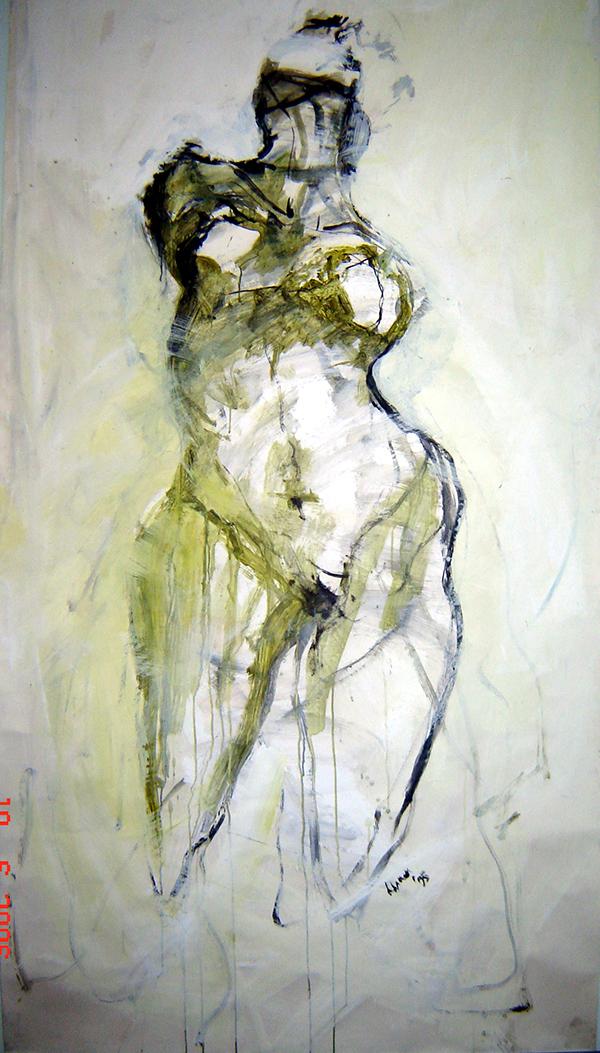 paint draw body