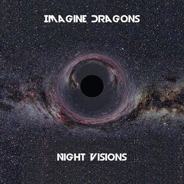 imagine dragons album cover on behance