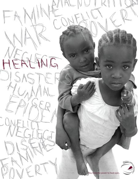 nonprofit  logo  branding  Advertisement