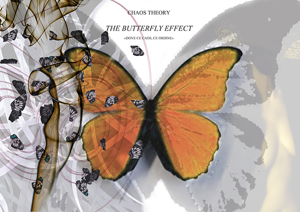the butterfly theory in our lives However, psychologically all of us will experience changes several times during our lives: you may change marital status, become a parent, switch careers or if you're luckywin the lottery the butterfly effect metaphor is rooted in chaos theory, describing how a flap of a butterfly's wings in one place can set off a tornado in another.