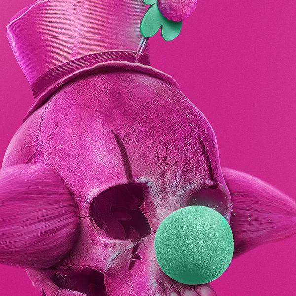 skull caveira gentleman clown Circus skate palhaço cavalheiro Photo Manipulation  manipulação skater step by step
