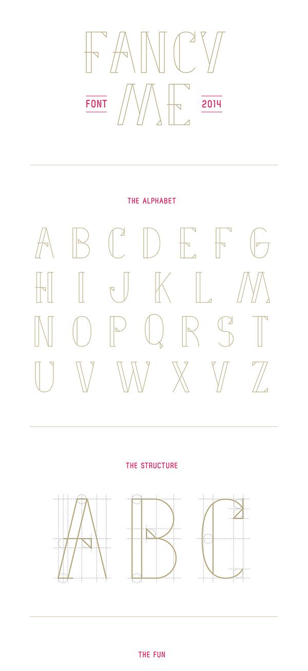 font typographer first letters free Free font fancy fancy me Typeface open type