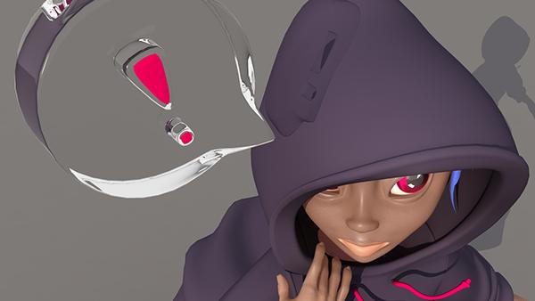 Character Design Nyc : D maya character design on wacom gallery