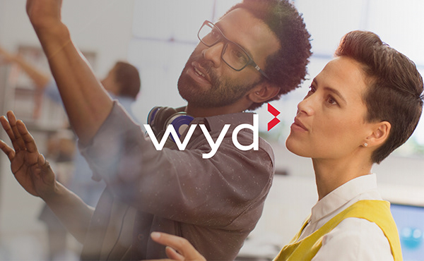 Wyd Group - Brand design